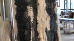Ulme Rüster Tisch - Holzquadrat OHG