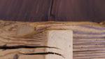 Dunstabzug mit Kupfer und Altholz